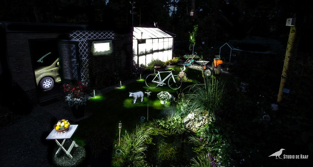 Lightpainting-the-Garden